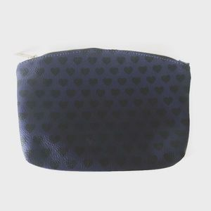 Blue Heart Ipsy Bag